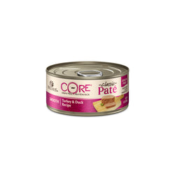 Wellness CORE Grain Free Turkey & Duck Canned Cat Food