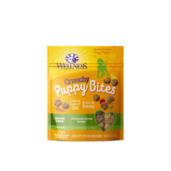 Wellness Crunchy Puppy Bites Chicken & Carrots Dog Treats