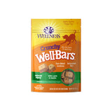 Wellness Crunchy WellBars Lamb & Apples Dog Treats
