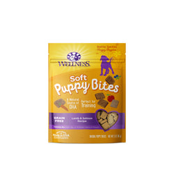 Wellness Soft Puppy Bites Lamb & Salmon Dog Treats