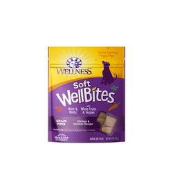 Wellness Soft Wellbites Chicken & Venison Dog Treats - Push Pets Singapore
