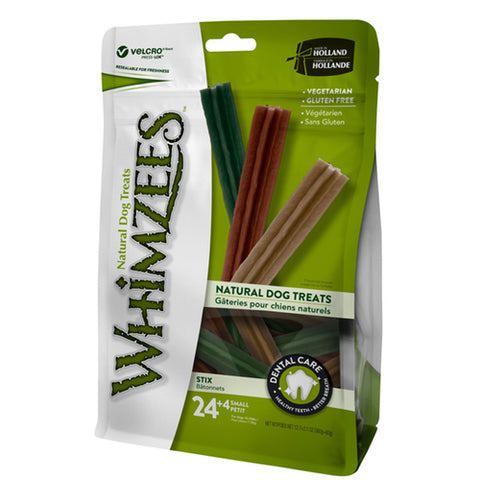 Whimzees Natural Dog Chews Value Bag (Stix)