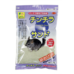 Wild Chinchilla Bath Sand 1.5 Kg