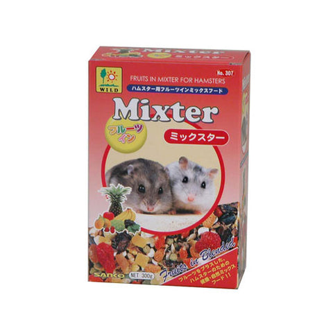 Wild Mixter For Dwarf Hamster