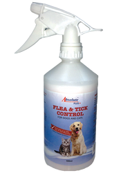 Absolute Plus Flea & Tick Control - Push Pets Singapore