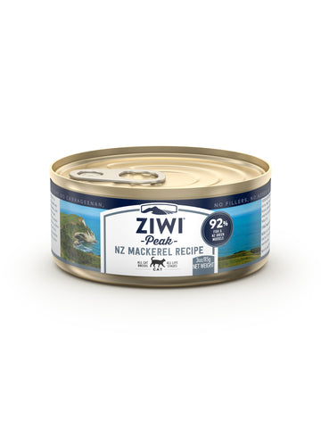 ZIWI Peak Wet Mackerel Recipe Cat Canned Food