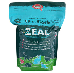 Zeal 3 Fish Risotto Dry Cat Food