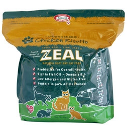 Zeal Chicken Risotto Dry Cat Food