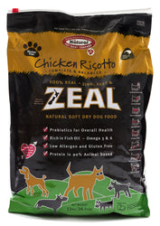 Zeal Chicken Risotto Dry Dog Food