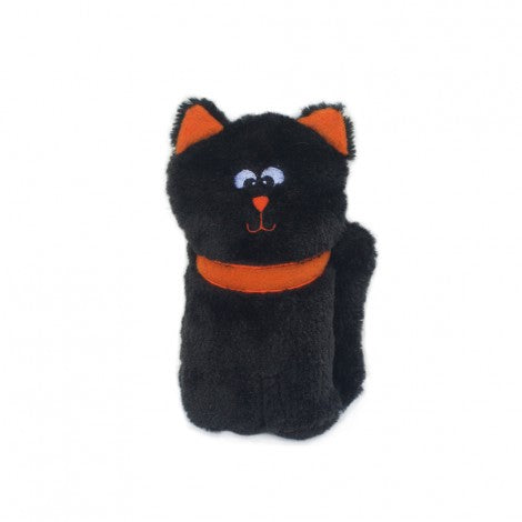 ZippyPaws Halloween Colossal Buddie Black Cat
