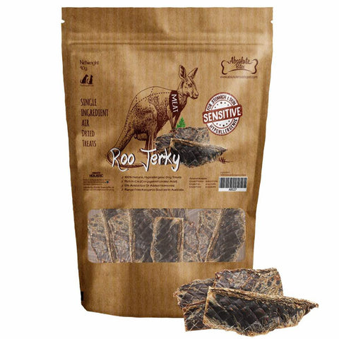 Absolute Bites Air Dried Roo Jerky