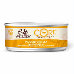 Wellness CORE Grain Free Indoor Canned Cat Food - Push Pets Singapore