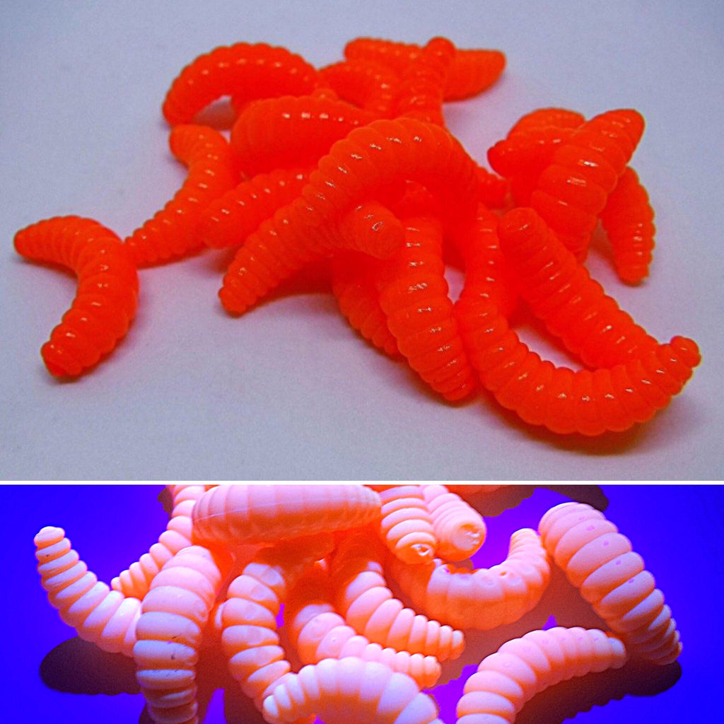 UV Orange Fire Grub