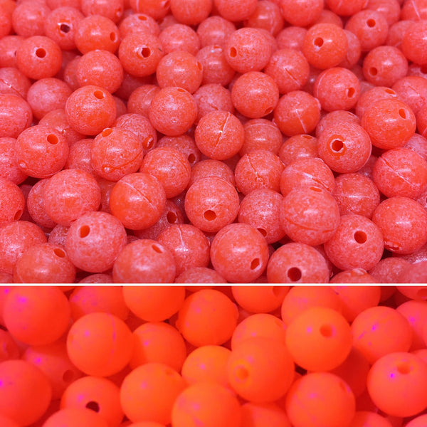 Mottled Orange (UV) All Peg