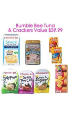 Bumble Bee Tuna & Crackers Value Kit