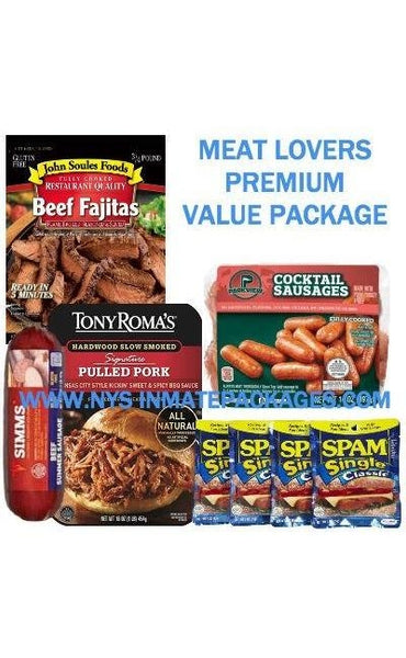 MEAT LOVERS INMATE VALUE-PREMIUM $59.99