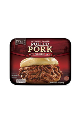 APPLETON FARMS BBQ PULLED Meats $6.99