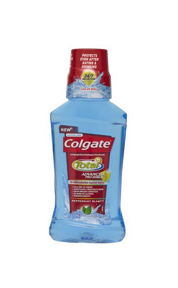 COLGATE TOTAL ADVANCED PRO-SHIELD MOUTHWASH 8.4oz