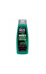 ALBERTO VO5 MEN'S 3-IN-1 SHAMPOO, CONDITIONER & BODY WASH
