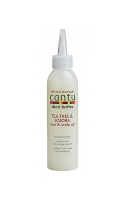 Cantu Shea Butter Tea Tree & Jojoba Hair & Scalp Oil