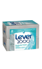 LEVER 2000 BAR SOAP 2PCK