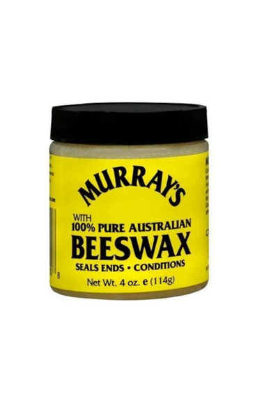 MURRAY'S 100% PURE BEESWAX 4oz