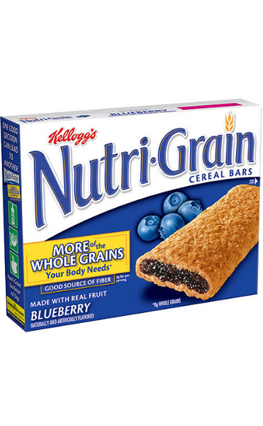 Nutra Grain Cereal Bars