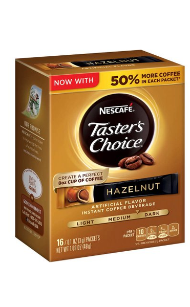 Nescafe Taster's Choice Instant Coffee  16ct