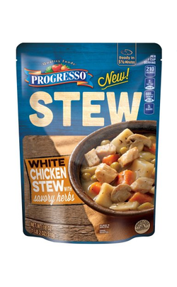 Progresso™ White Chicken Stew 18 oz. Pouch