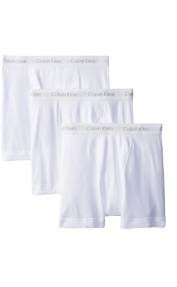 Calvin Klein Men's 3-Pk Cotton Classic Boxer Brief