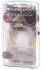 Sangean SR-35Cl Pocket Radio