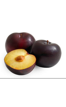 Seasonal Black Plums 3pc $2.99