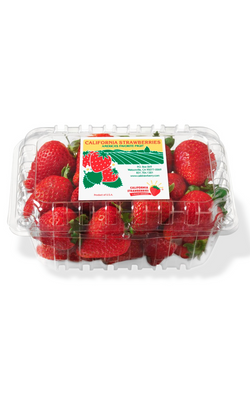 Carton Strawberries