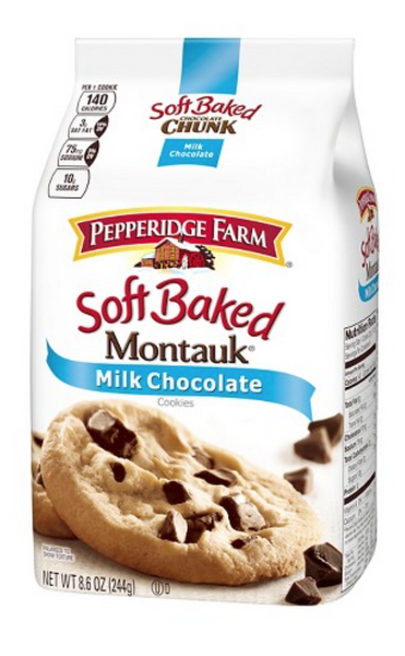 Pepperidge Farm Soft Baked Cookies 8.6 Oz