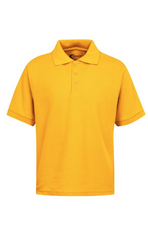 Premium Men's Polo Shirts – Short Sleeves Stain Guard