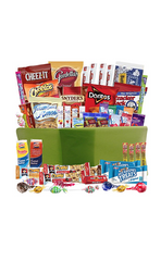 Sweet and Salty Snacks Package 52ct