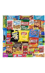 Ultimate Snacks Variety Box, Chips, Cookies, & More!  52ct