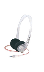 Koss CL-2 Clear Stereo Headphones