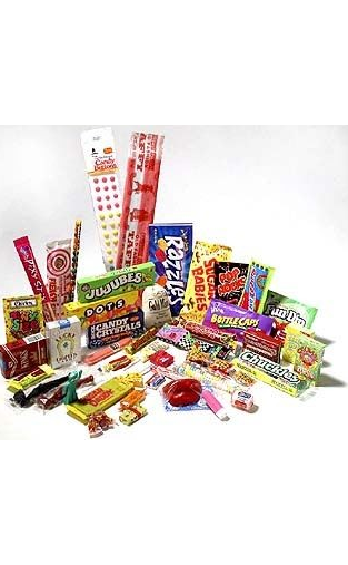 VINTAGE CANDY INMATE VALUE PACKAGE
