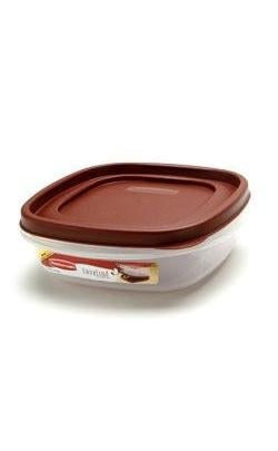 RUBBERMAID 3 CUP SQUARE BOWL