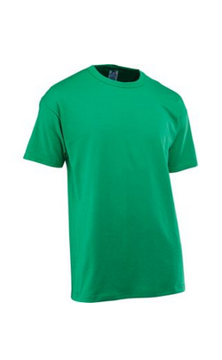 MEN'S 50/50 SOLID COTTON TEE