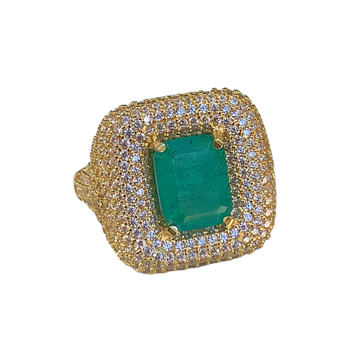 Dream Green Beaded Necklace