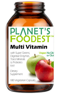 Planet's Foodest™ MultiVitamin