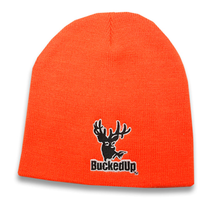 Orange BuckedUp Skully