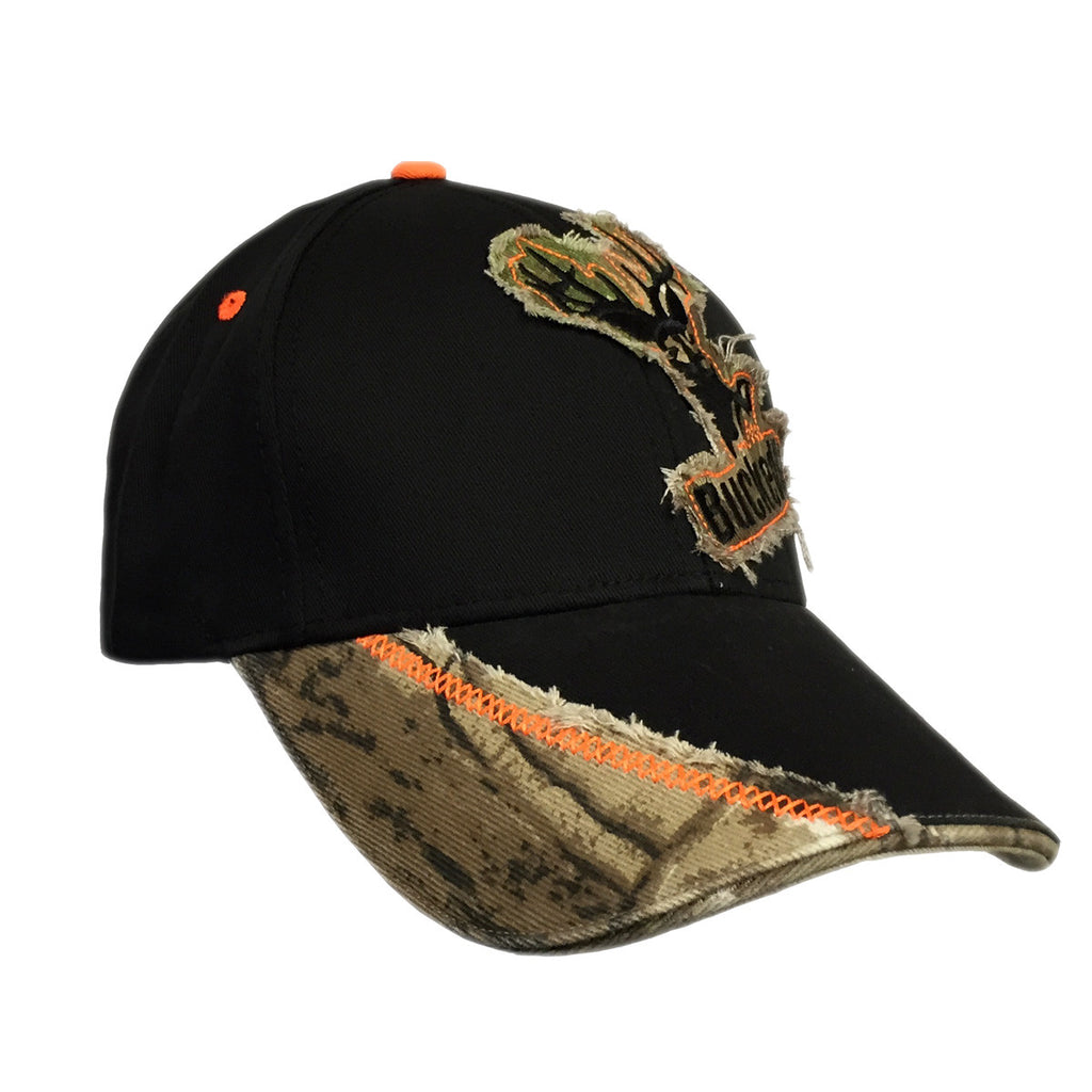 Destroyed Patch Hat