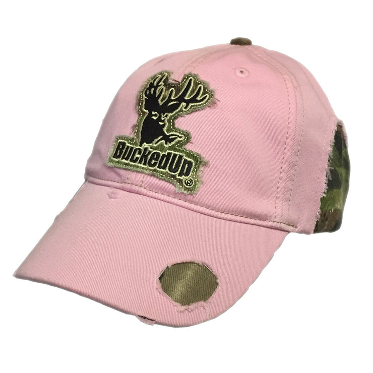 Girlie Destroyed Hat