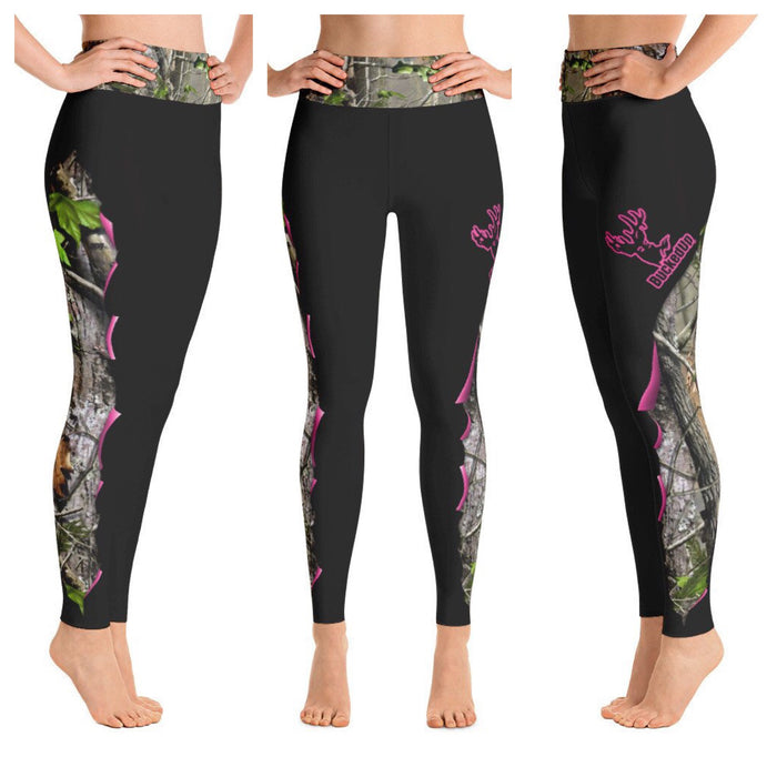 BuckedUp Realtree Yoga Leggings