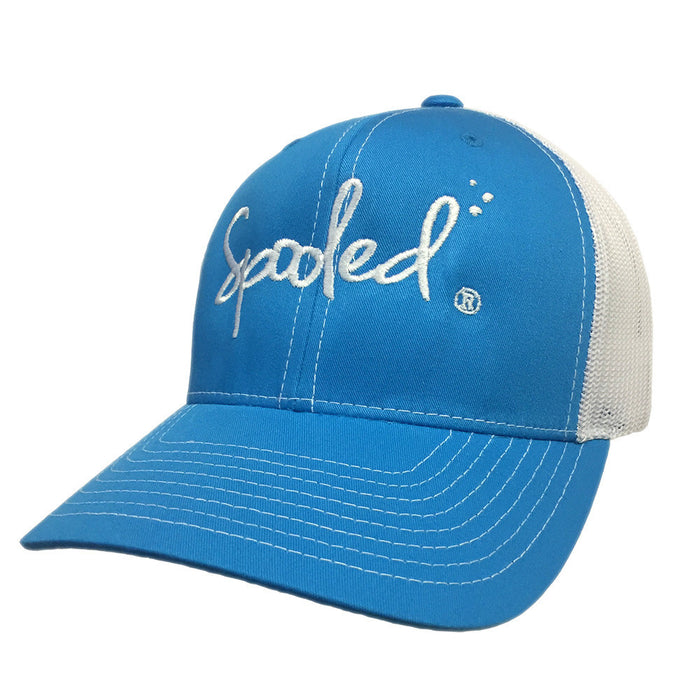 Spooled fishing apparel buckedup apparel for Fishing apparel hats