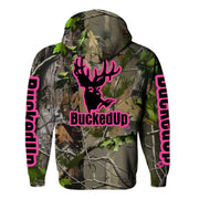 Zipper Hoodie Realtree APG Camo with Classic BuckedUp® Logo