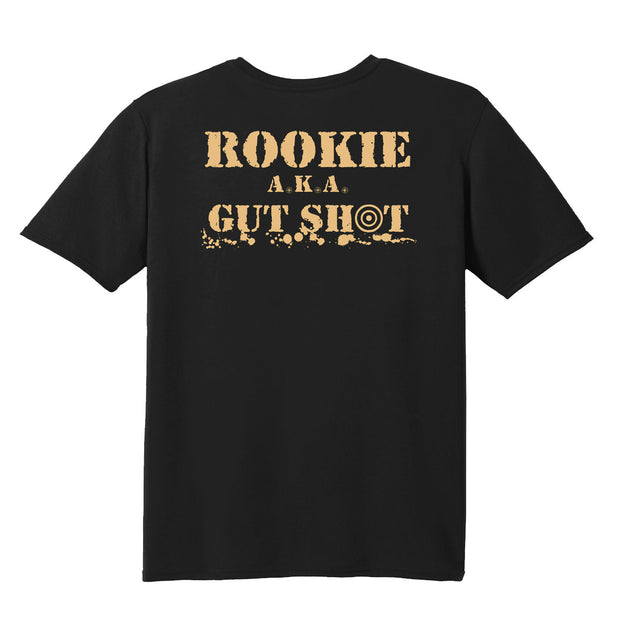 CLEARANCE Rookie A.K.A. GUT SHOT